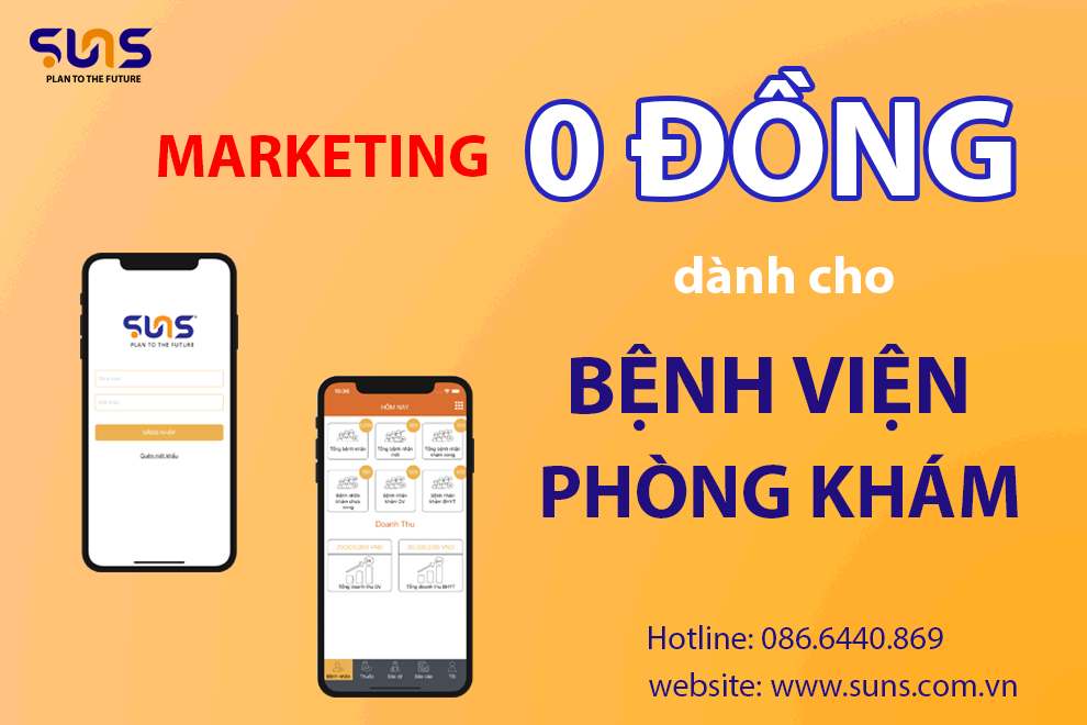 Marketing 0 đồng