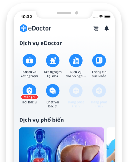 Ứng dụng eDoctor